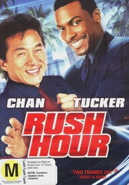 Rush Hour on DVD image