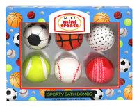 Miki: Sporty Bath Bombs