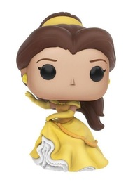 Disney Princesses – Belle Pop! Vinyl Figure image
