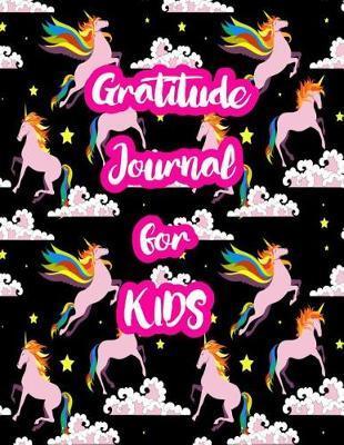 Gratitude Journal for Kids by Amara Villanueva