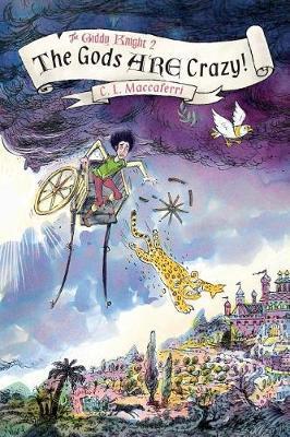 The Giddy Knight 2 by C L Maccaferri