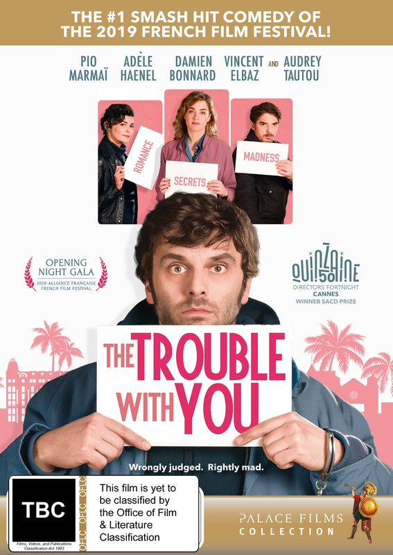 The Trouble With You on DVD