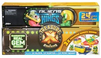 Treasure X: Aliens vs Kings - Mini-Figure Chest (Blind Box)