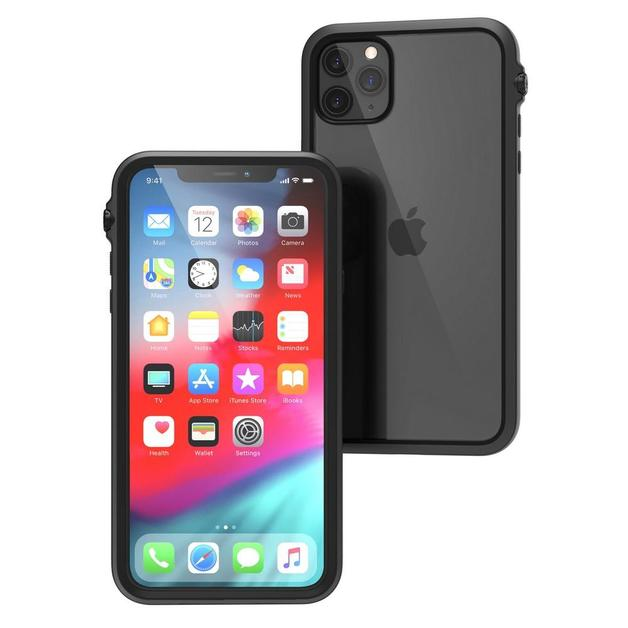 Catalyst: Impact Protection Case for iPhone 11 Pro Max (Stealth Black)