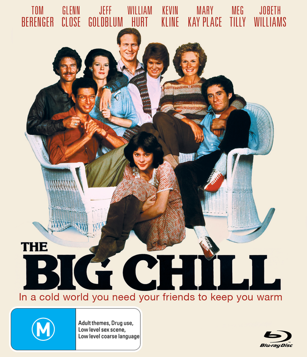 The Big Chill on Blu-ray