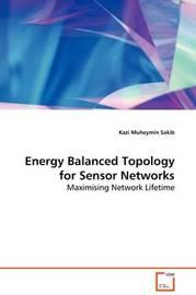 Energy Balanced Topology for Sensor Networks by Kazi Muheymin Sakib image