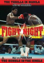 Fight Night - Vol 1: Thrilla In Manilla/Rumble In The Jungle on DVD