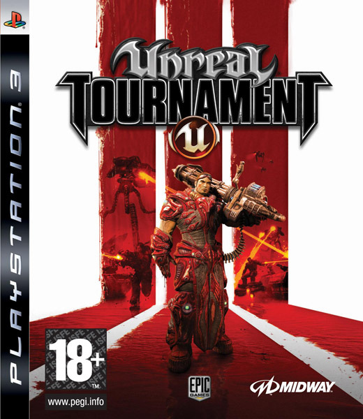 Unreal Tournament III for PS3 image