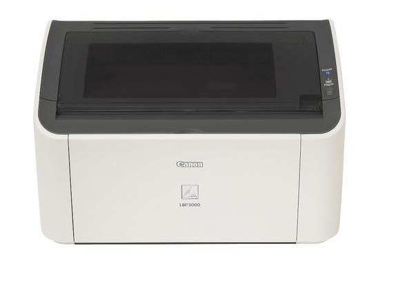 Canon LBP-3000 Mono Laser Printer image