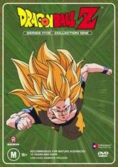 Dragon Ball Z - Series 5: Collection 1 (9 Disc Box Set) on DVD