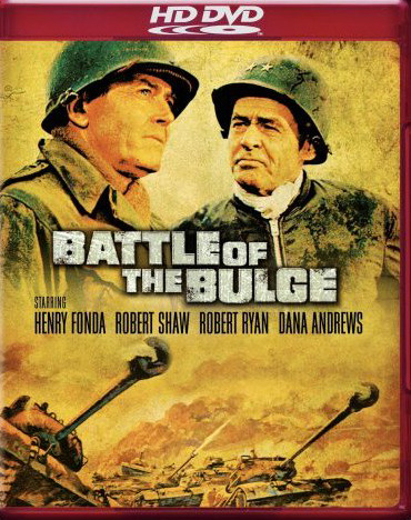 Battle Of The Bulge on HD DVD