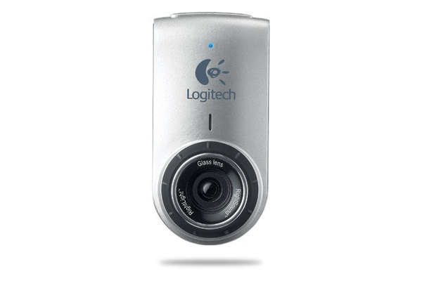 Logitech QuickCam® Deluxe for Notebooks