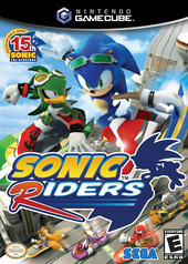 Sonic Riders for GameCube