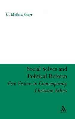 Social Selves and Political Reforms by C. Melissa Snarr image