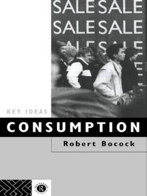 Consumption by Robert Bocock