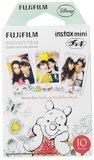 Fujifilm Instax Mini Film 10 Pack - Winnie the Pooh