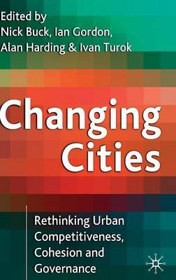 Changing Cities by Nick Buck image
