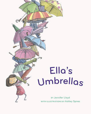 Ella's Umbrellas by Jennifer Lloyd image