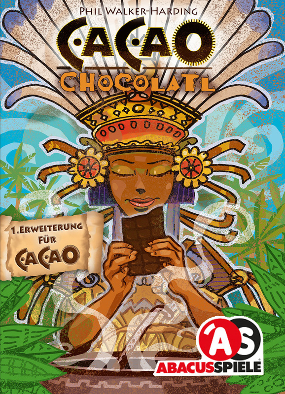 Cacao: Chocolat - Game Expansion