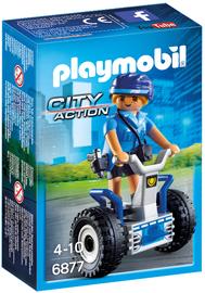 Playmobil: Policewoman with Balance Racer