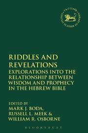 Riddles and Revelations image