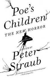 Poe's Children by Peter Straub image