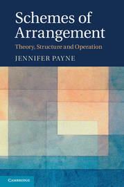 Schemes of Arrangement by Jennifer Payne