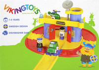 Viking Toys: City Police Station