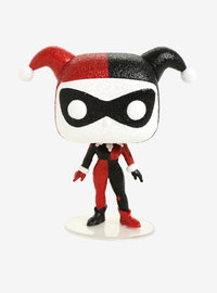 Batman: The Animated Series - Harley Quinn (Diamond Glitter Ver.) Pop! Vinyl Figure image
