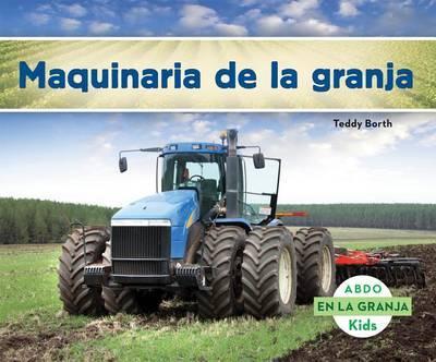 Maquinaria de La Granja by Teddy Borth