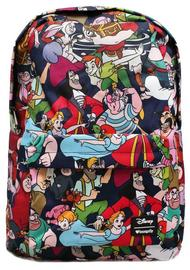 Loungefly Disney Peter Pan Characters AOP Backpack