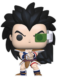 Dragon Ball Z – Radditz Pop! Vinyl Figure