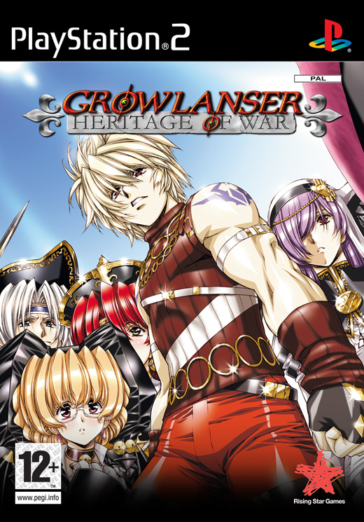Growlanser: Heritage of War for PS2 image