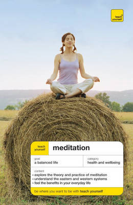 Teach Yourself Meditation by Naomi Ozaniec image