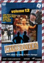 Mythbusters - Vol. 12 on DVD