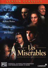 Les Miserables (Magna) on DVD