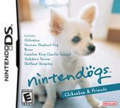 Nintendogs - Chihuahua & Friends for Nintendo DS