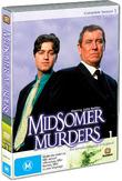 Midsomer Murders - Complete Season 1 (Single Case ) on DVD
