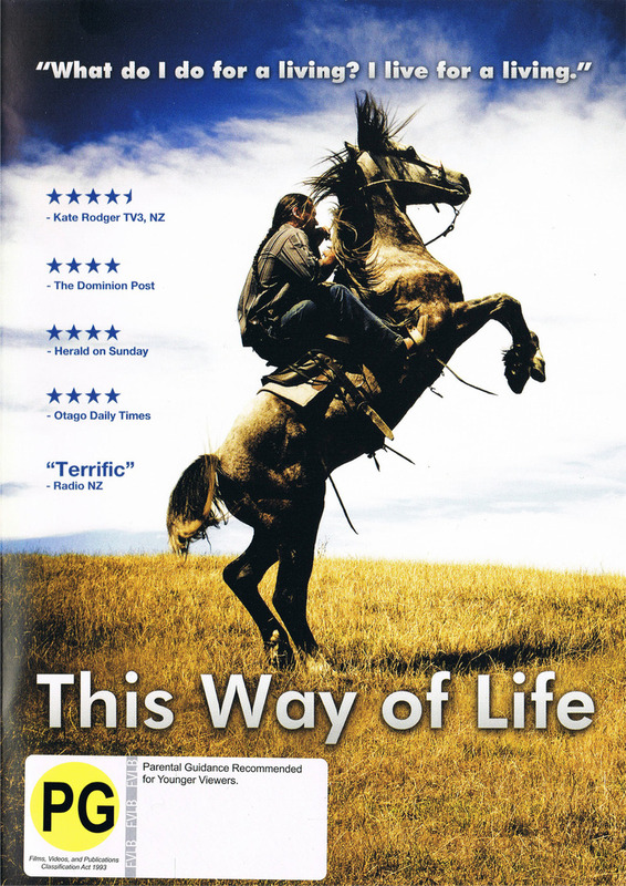 This Way of Life on DVD