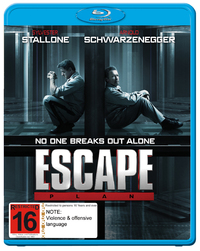 Escape Plan on Blu-ray