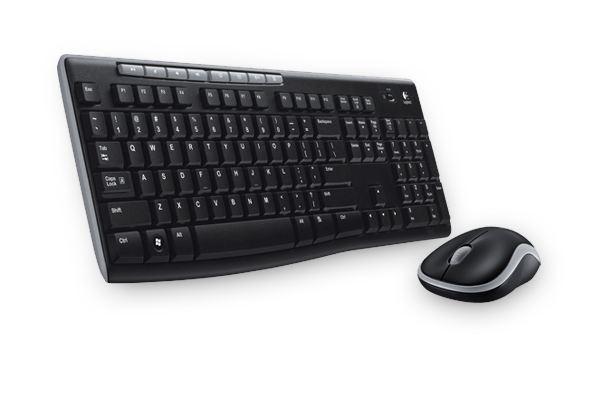 Logitech MK270r Wireless Desktop Kit image