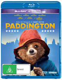 Paddington on Blu-ray
