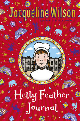 Hetty Feather Journal by Jacqueline Wilson