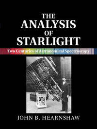 The Analysis of Starlight by John B. Hearnshaw
