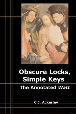 Obscure Locks, Simple Keys by Chris Ackerley