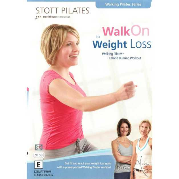 Stott Pilates: Walk On to Weight Loss on DVD