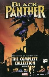 Black Panther By Christopher Priest: The Complete Collection Volume 1 by Christopher Priest