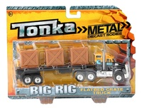 Tonka: Die-Cast Big Rig (Crate Truck)