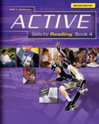 ACTIVE Skills for Reading 4 by Neil Anderson