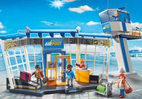 Playmobil: City Action - Airport with Control Tower image